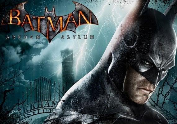 Batman: Arkham Asylum GOTY EU