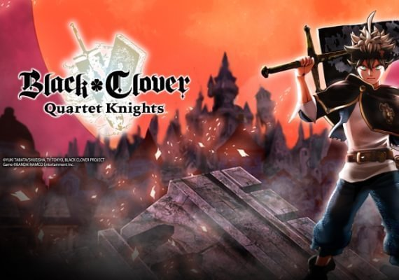 Black Clover: Quartet Knights EU
