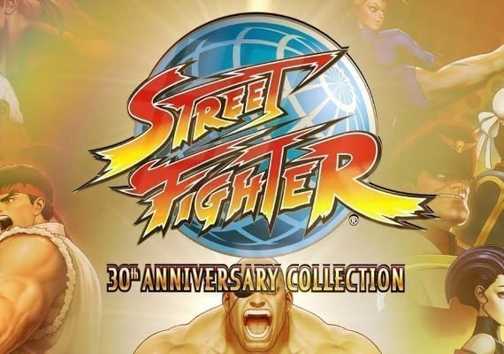 Street Fighter - 30th Anniversary Collection EU