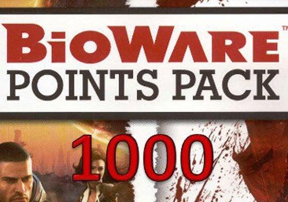 Bioware 1000 Points