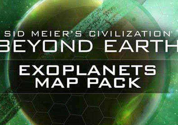 Sid Meier's Civilization: Beyond Earth - Exoplanets Pack EU