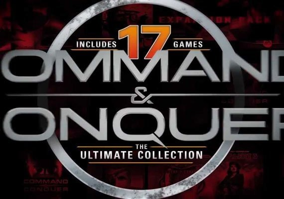 Command and Conquer - The Ultimate Collection EU