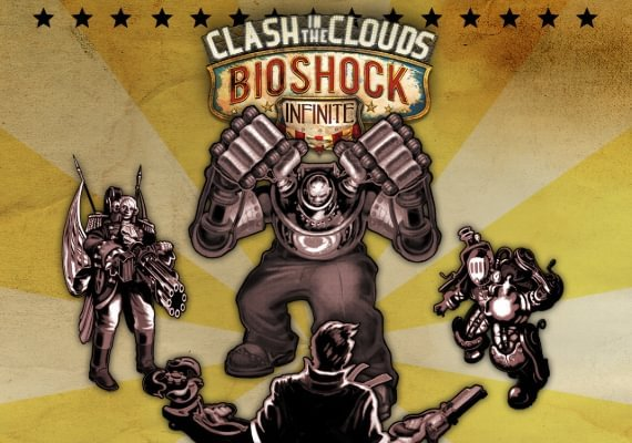 BioShock: Infinite - Clash in the Clouds