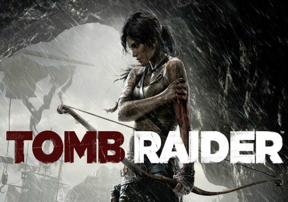 Tomb Raider Xbox 360 EU