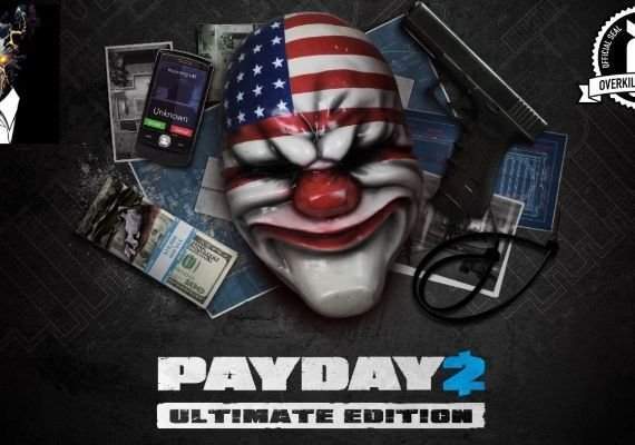 Payday 2 - Ultimate Steal Edition
