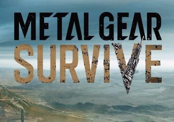 Metal Gear Survive Global
