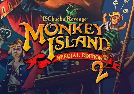 Monkey Island 2 - Special Edition: LeChuck's Revenge