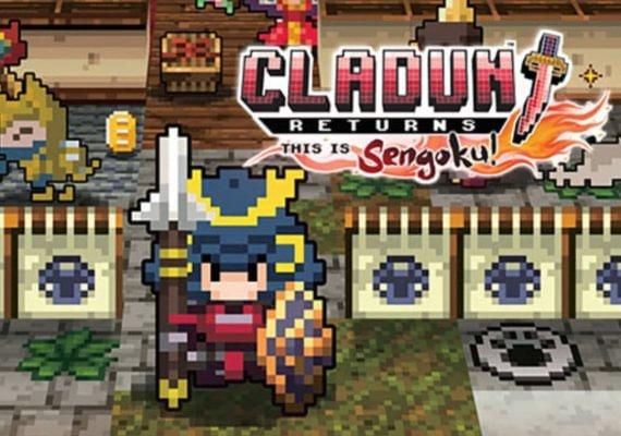 Cladun Returns: This Is Sengoku! NA