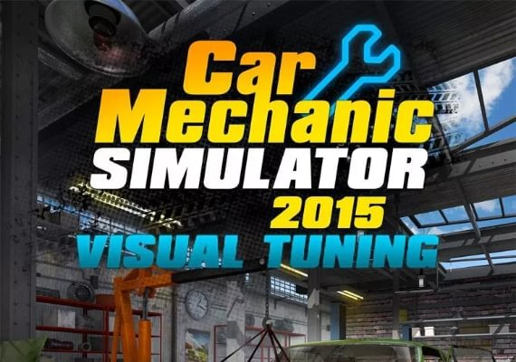 Car Mechanic Simulator 2015: Visual Tuning