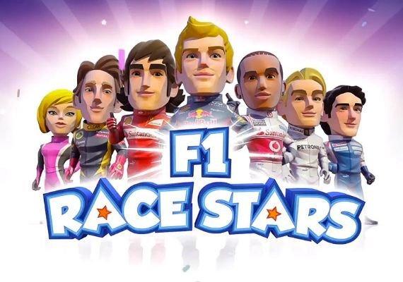 F1 Race Stars - Complete