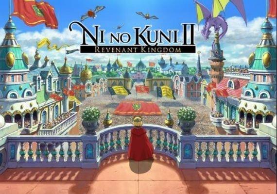 Ni No Kuni II: Revenant Kingdom EU
