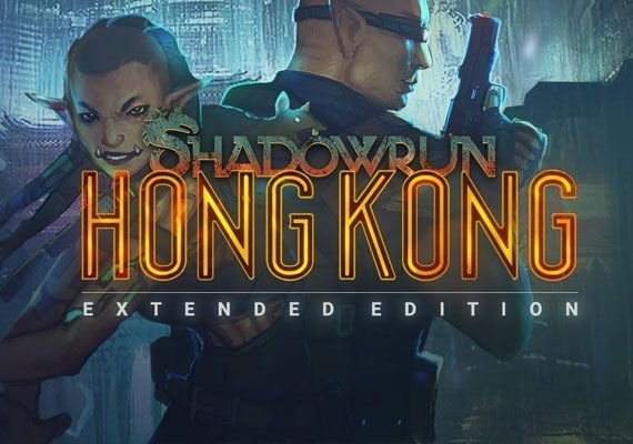 Shadowrun: Hong Kong - Extended Edition 2-Pack