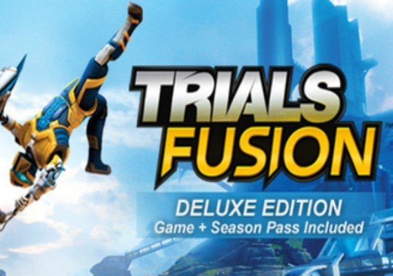 Trials Fusion - Deluxe Edition EMEA