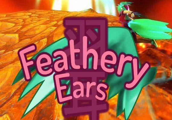 Feathery Ears