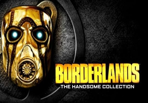 Borderlands - The Handsome Collection EU