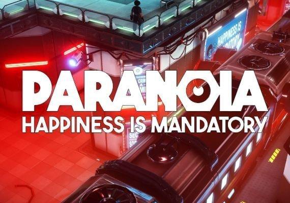 Paranoia: Happiness is Mandatory EU