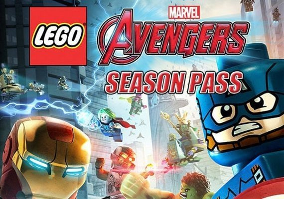 LEGO: Marvel's Avengers - Deluxe Edition US