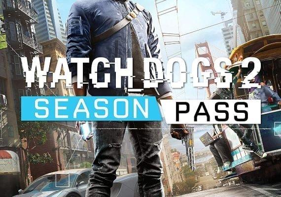 Watch Dogs 2 - Season Pass EU