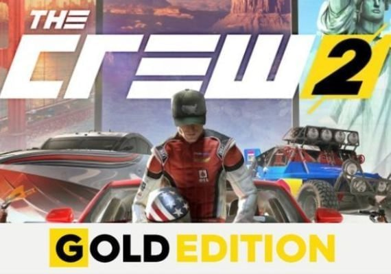 The Crew 2 - Gold Edition EU
