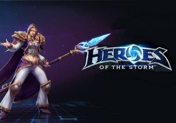 Heroes of the Storm: Jaina Proudmoore Hero