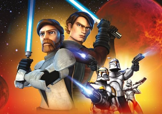 Star Wars: The Clone Wars - Republic Heroes