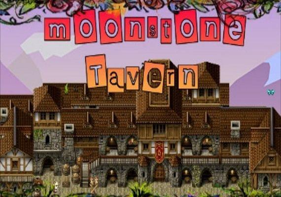 Moonstone Tavern: A Fantasy Tavern Sim!