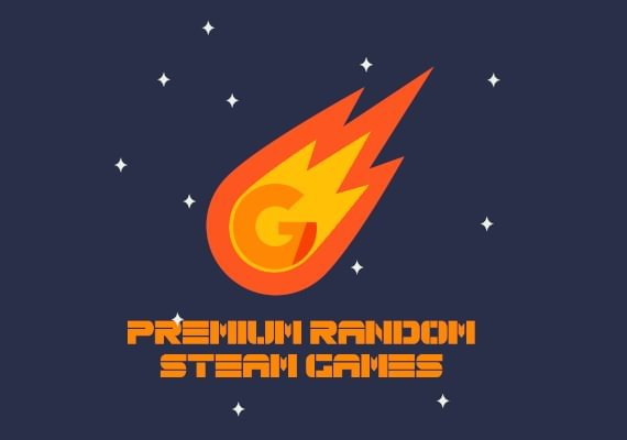 GAMIVO 10x Premium Random Steam Games