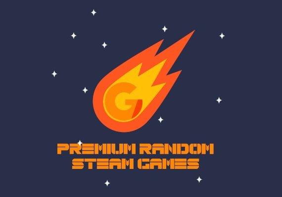 GAMIVO 10x Premium Random Steam Games