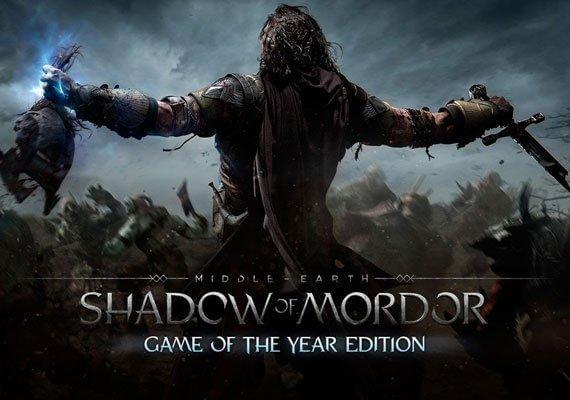 Middle-earth: Shadow of Mordor GOTY EU