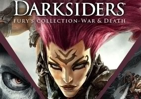 Darksiders Fury's Collection - War and Death US