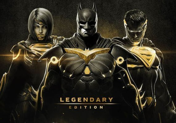 Injustice 2 - Legendary Edition US