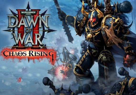 Warhammer 40,000: Dawn of War II - Gold Edition + Chaos Rising