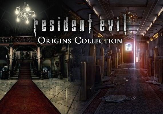 Resident Evil Origins - Collection