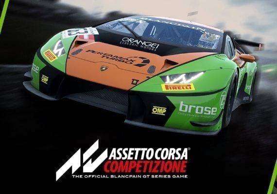 Assetto Corsa Competizione - Intercontinental GT Pack EU