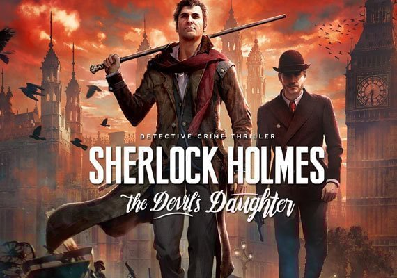Sherlock Holmes: The Devil's Daughter US