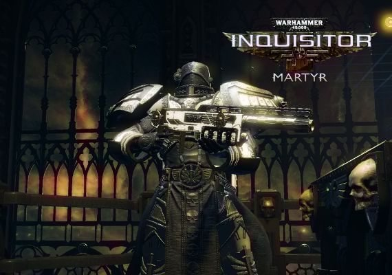 Warhammer 40,000: Inquisitor - Martyr Deluxe Edition EU