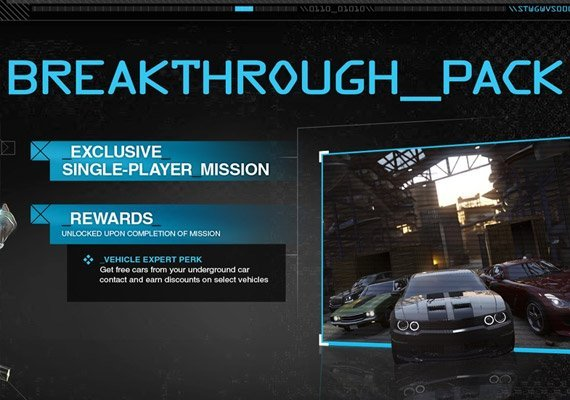 Watch Dogs: The Breakthrough Pack
