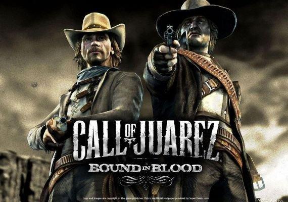 Call of Juarez: Bound in Blood EMEA