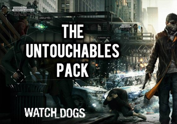 Watch Dogs: The Untouchables Pack