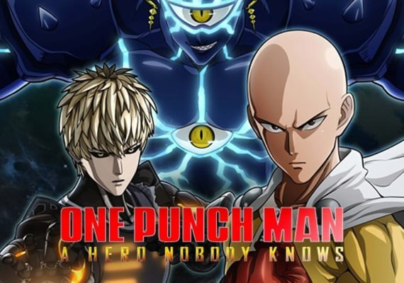 One Punch Man: A Hero Nobody Knows - Deluxe Edition EU