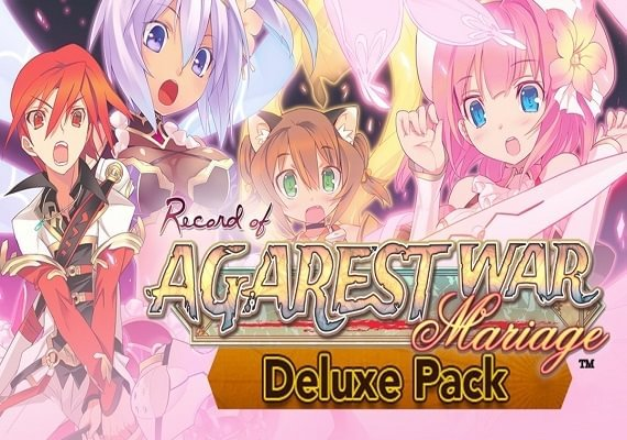 Record of Agarest War: Mariage - Deluxe Pack