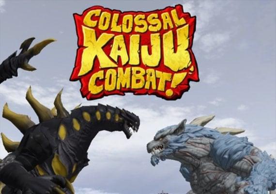 Colossal Kaiju Combat: Kaijuland Battles
