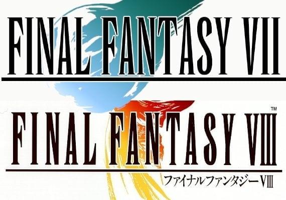 Final Fantasy VII & Final Fantasy VIII -  Double Pack