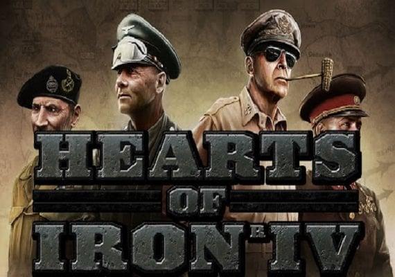 Hearts of Iron IV - Hero Edition