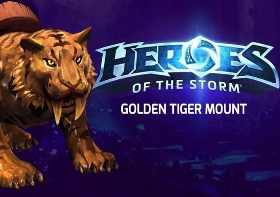 Heroes of the Storm - Golden Tiger