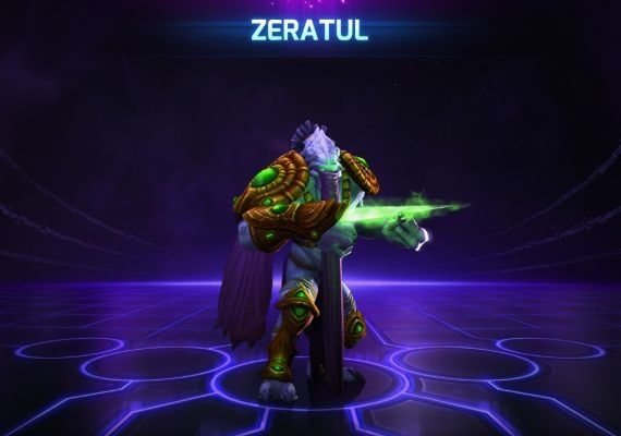 Heroes of the Storm - Zeratul Hero