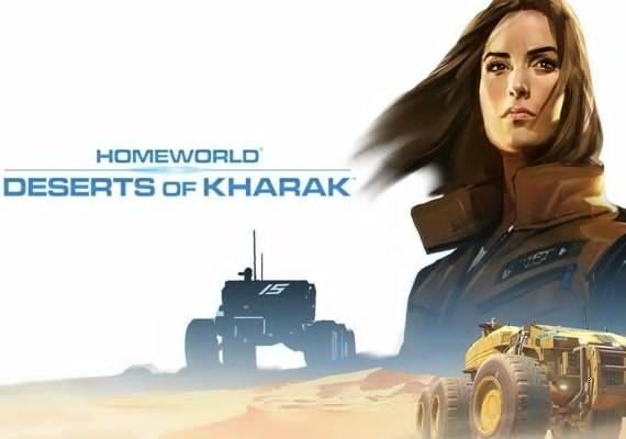 Homeworld: Deserts of Kharak EU