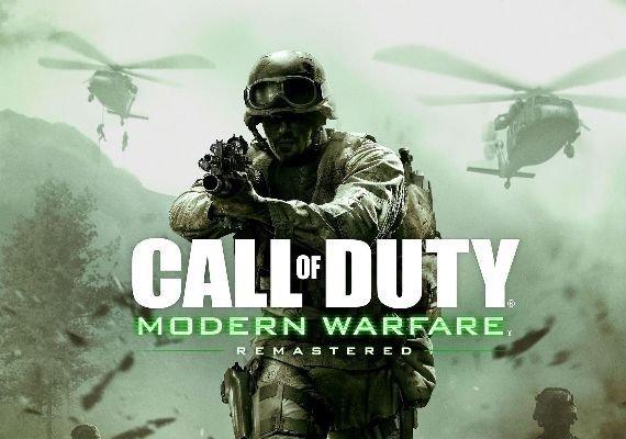 CoD Call of Duty: Modern Warfare Remastered