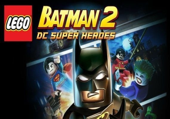 LEGO: Batman 2 - DC Super Heroes EU