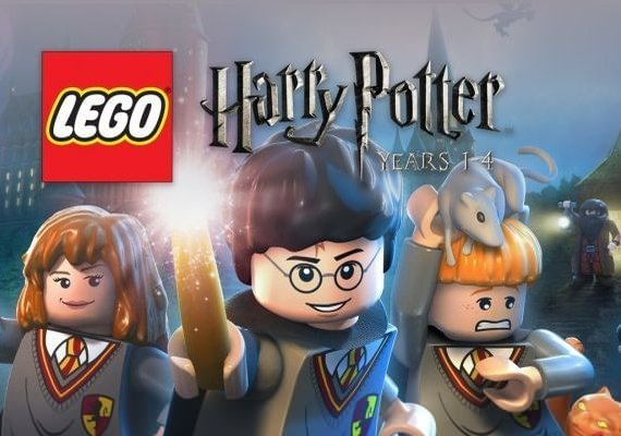 LEGO: Harry Potter Years 1-4 EU